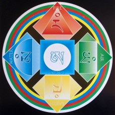 mandala of five elements
